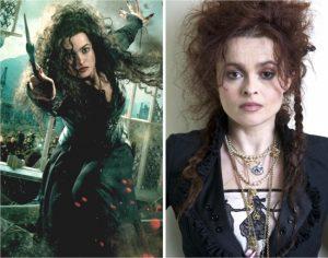 Bellatrix Lestrange - Helena Bonham Carter